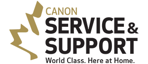 Canon Service & Support