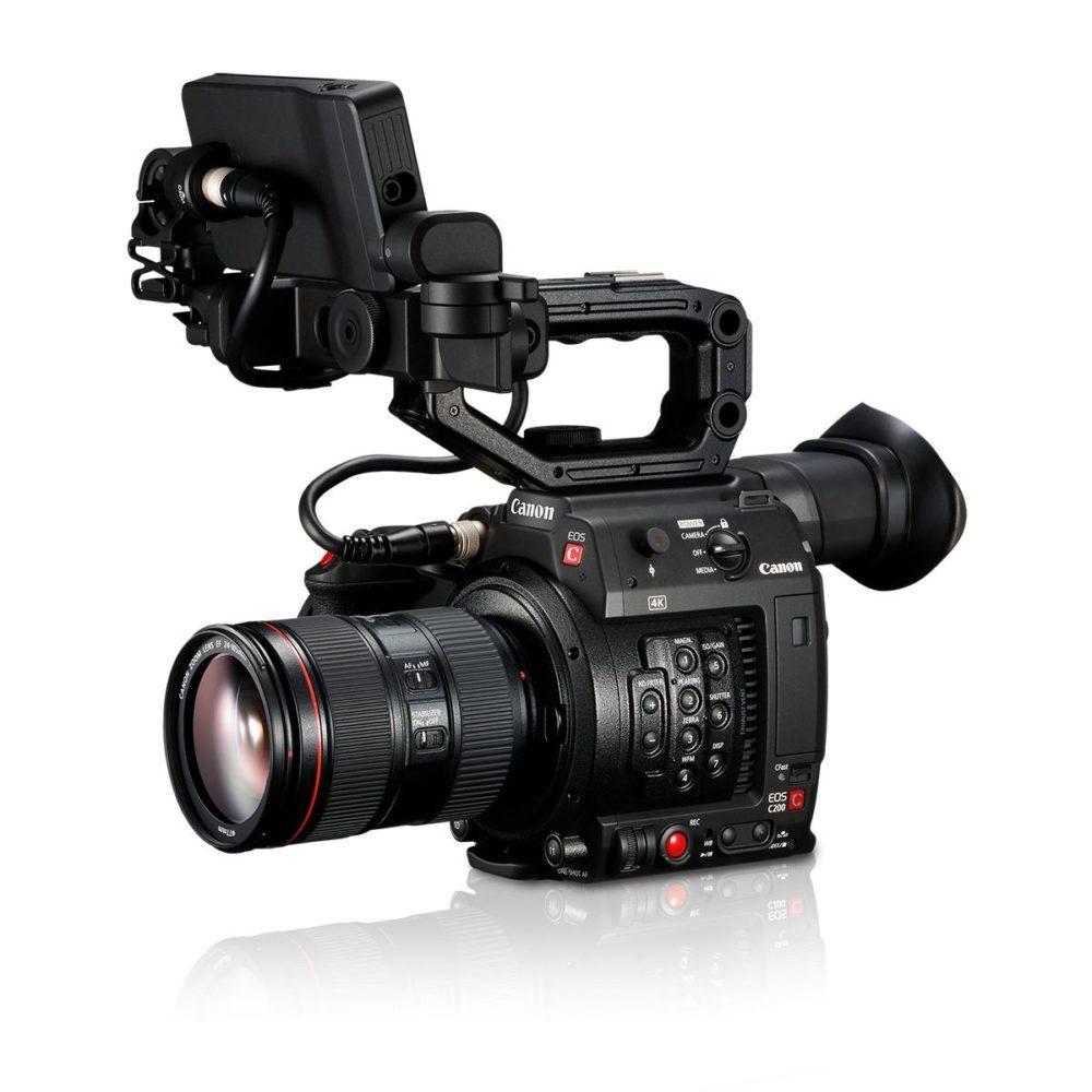 EOS C200 - Canon Cinema EOS